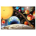 Solar System Floor Puzzle 48 pieces