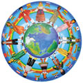 Children of the World Floor Puzzle (48 Pieces)