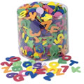 Wonderfoam® Letters & Numbers
