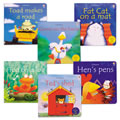 Rhyming Stories Board Book Set (Set of 6)