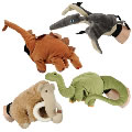 Dinosaur Puppet Glove Set (Set of 4)