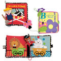 Playful Friends Cloth Book Set (Set of 3)