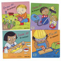Helping Hands Bilingual Board Book Set (Set of 4)