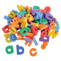 Float & Stick Numbers and Letters