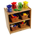 Toddler Ash Mini Storage Unit
