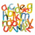 Shimmer Shapes Alphabet