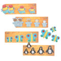 Size Sequence Puzzles (Set of 4)