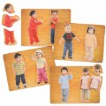 Our Friends Puzzle Set (Set of 4)