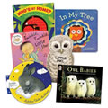 Starry Starry Night Owl Book Set (Set of 6)