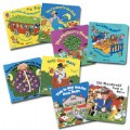 Classic Books with Holes (Set of 8)