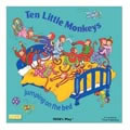 Ten Little Monkeys (Board Book)