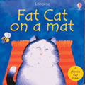 Fat Cat on a Mat (Board Book)