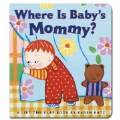 Where is Baby's Mommy? - Board Book