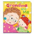 Grandma and Me - Board Book