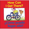 How Can I Get There? - Board Book