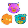 Boo Boo Buddy® Animal Set