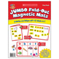 Jumbo Fold-Out Magnetic Mats