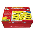 Grades K - 2. 220 magnetic foam word tiles. Includes complete list of 220 high-frequency Dolce list words and teaching guide.