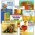 Character Development Book Set (Set of 8)