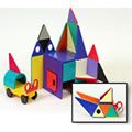 Magna-Tiles® 48 piece DX set by Valtech Company