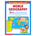 World Geography Grades 4-8