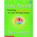 Kids Poems:  Kindergarten