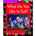 What Do You Like To Eat - Paperback