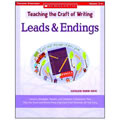 Teaching the Craft of Writing:  Leads and Endings