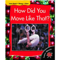 How Did You Move Like That - Paperback