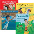 Math Adventures Book Set 1 (set of 4)