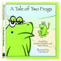 A Tale Of Two Frogs Paperback Book