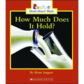 How Much Does It Hold - Paperback