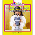 Looking Through a Microscope - Paperback