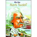 Who Was Mark Twain - Paperback
