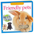 Friendly Pets (Board Book)