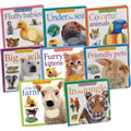 Feels Real Board Book Set (Set of 8)