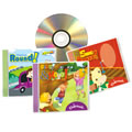 Sing &  Move with Kindermusik (Set of 3 CD's)