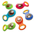 Baby Beads and Bell Shakers (Set of 6)