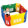 Versatile Play Pen - Small (8 Pieces)