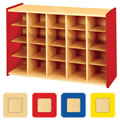 Nature Color 20 Tote Storage Unit