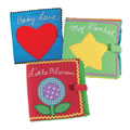 First Cloth Books (Set of 3)