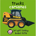 Trucks Bilingual Board Book
