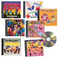 Music for Dance, Movement and Exercise CD Set (Set of 6)