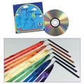 Rainbow Rhythm Ribbons Activity Set