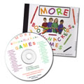 More Boomwackers Game CD