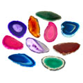 Agate Light Table Slices (set of 12)
