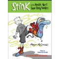 Stink and the World's Worst Super-Stinky Sneakers - Paperback