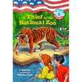 A Thief at the National Zoo - Paperback