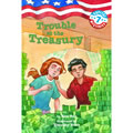 Trouble in the Treasury - Paperback
