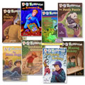 A to Z Mysteries - Set 2 Books J through Q